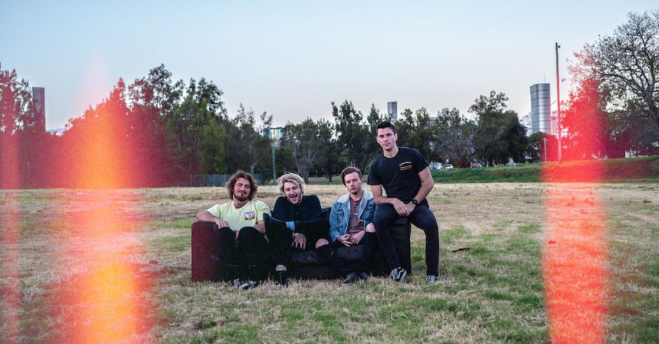 Premiere: Meet Brisbane's Belrose and their grungy new single, Milton