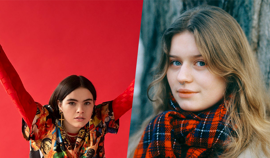 Two of indie-pop's 2019 break-outs, BENEE and girl in red, interview each other