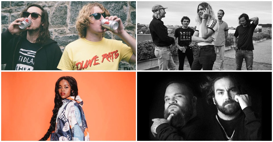 Final acts announced for BIGSOUND festival 15th anniversary lineup