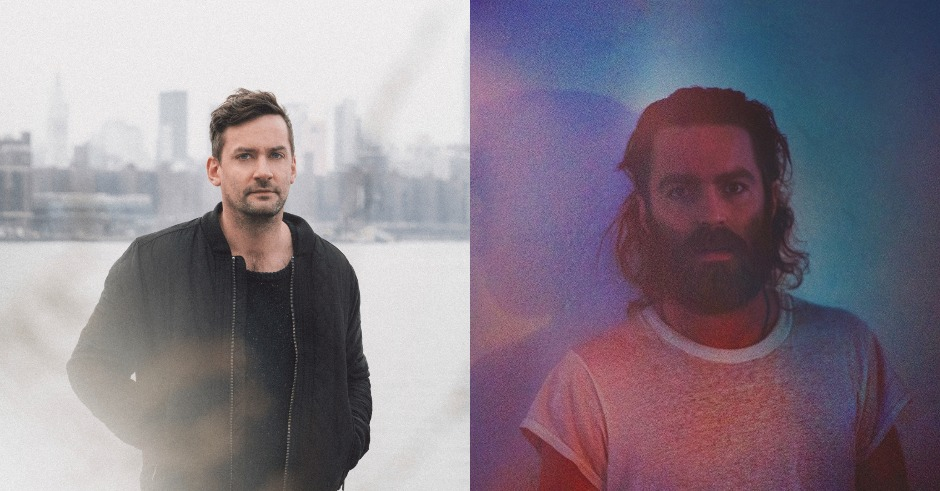 Listen to two hours of music from Bonobo and Nick Murphy