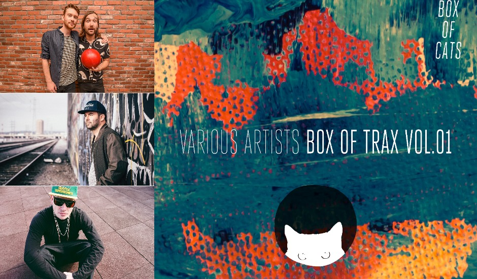 Exclusive: Box Of Cats bring the house heat with Box Of Trax Volume 1