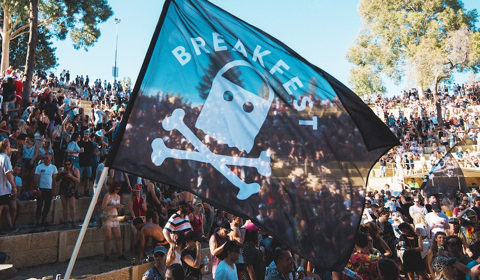 Perth's favourite Boxing Day festival / dub destination Breakfest has been cancelled