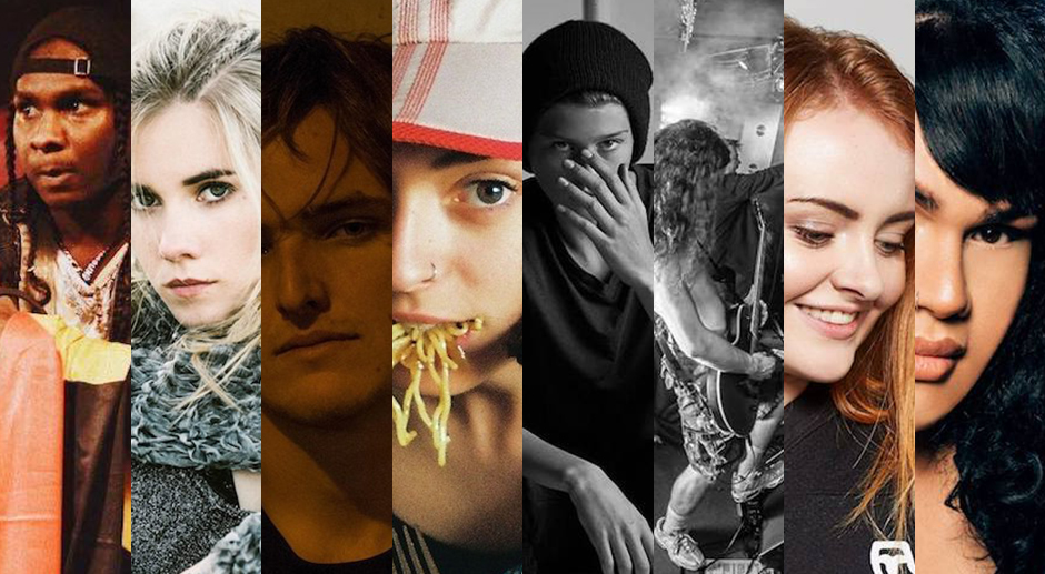 Pilerats End Of Year Wrap: 17 Artists that Killed It in 2017