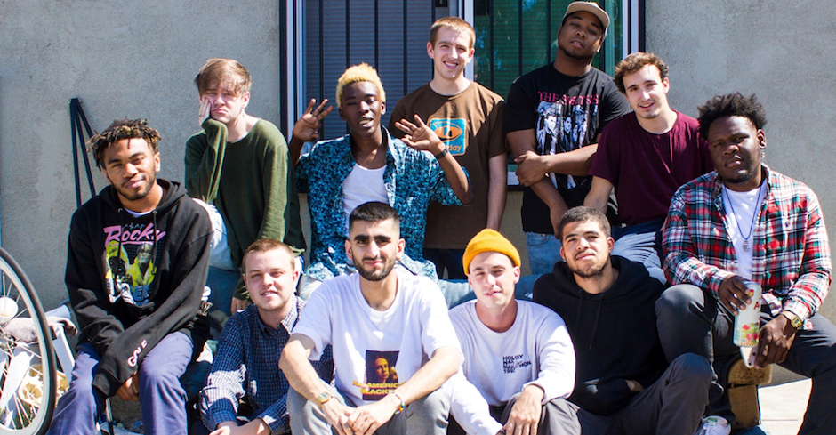 Listen to two new singles from BROCKHAMPTON ahead of Aus tour