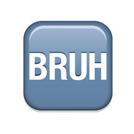 bruh emoji