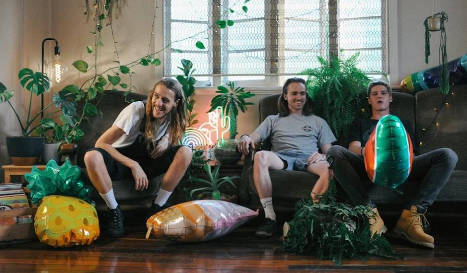 Get to know Brisbane's BUGS, who just dropped a ripping new EP called Social Slump