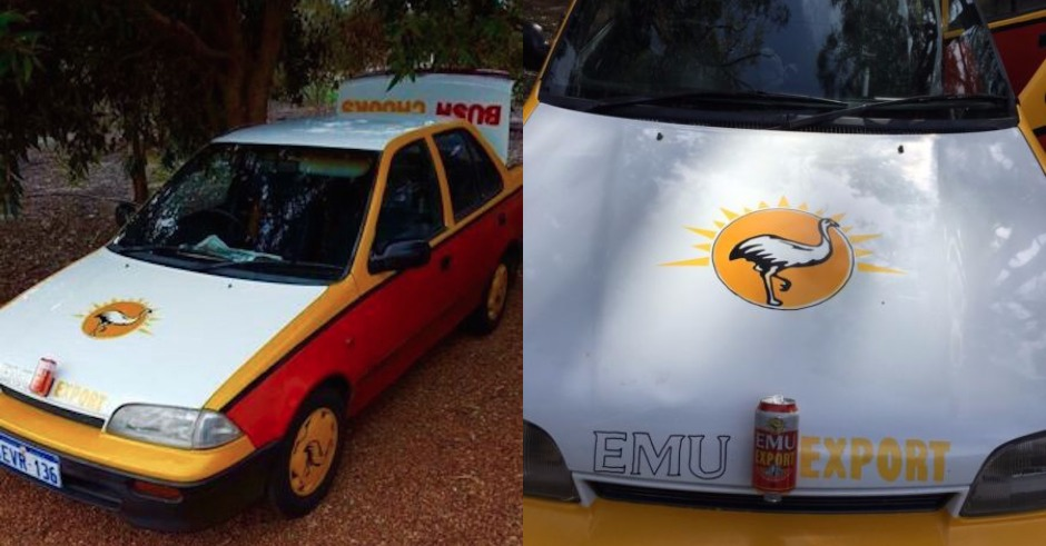 Happy Friday! Here's $1K Bush Chook Mobile for you to suss over the weekend