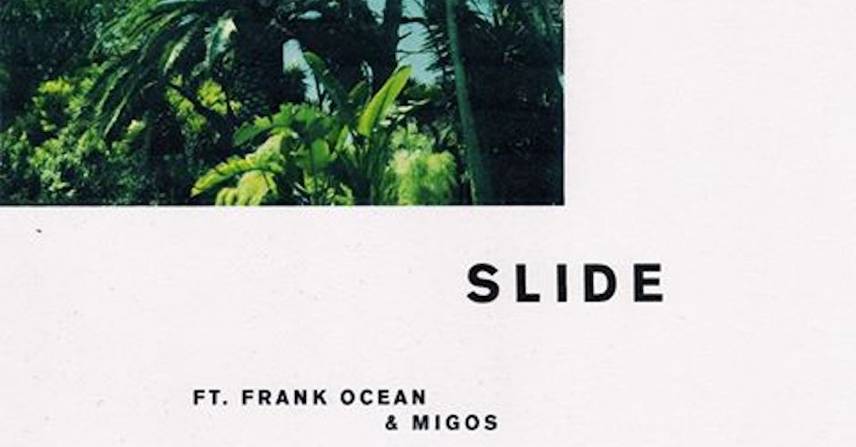Calvin Harris, Frank Ocean and Migos combine on the year's most-hyped song, Slide