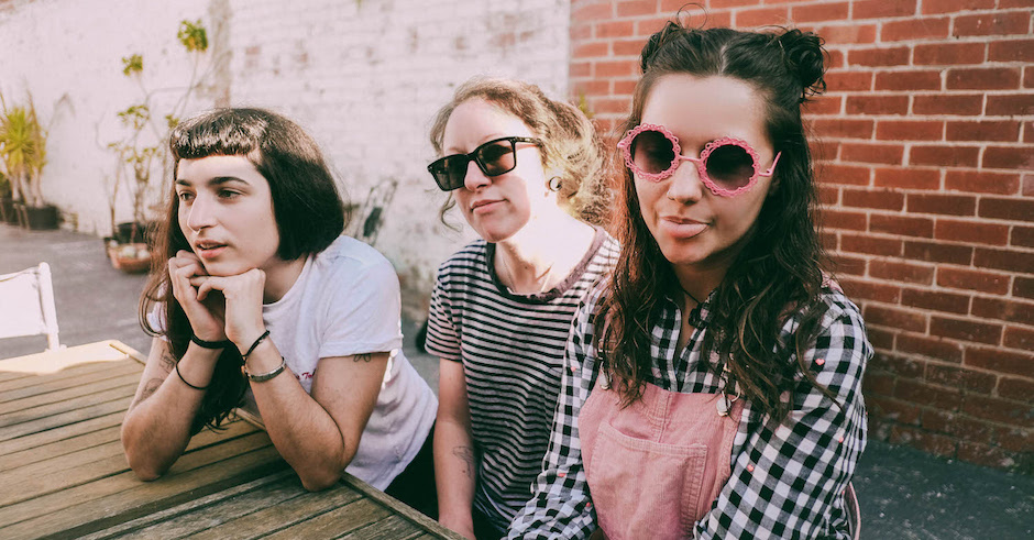 Camp Cope share new single How To Socialise & Make Friends