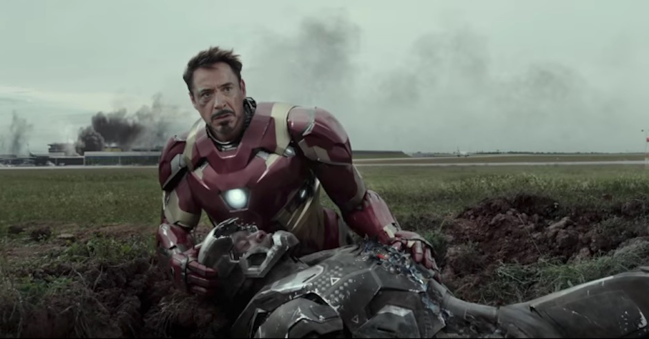 CinePile: The Captain America Civil War trailer looks suitably fighty