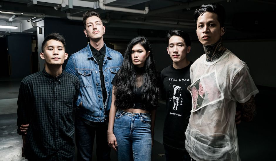 Meet Singapore group Caracal, who share Mouth Of Madness ahead of BIGSOUND