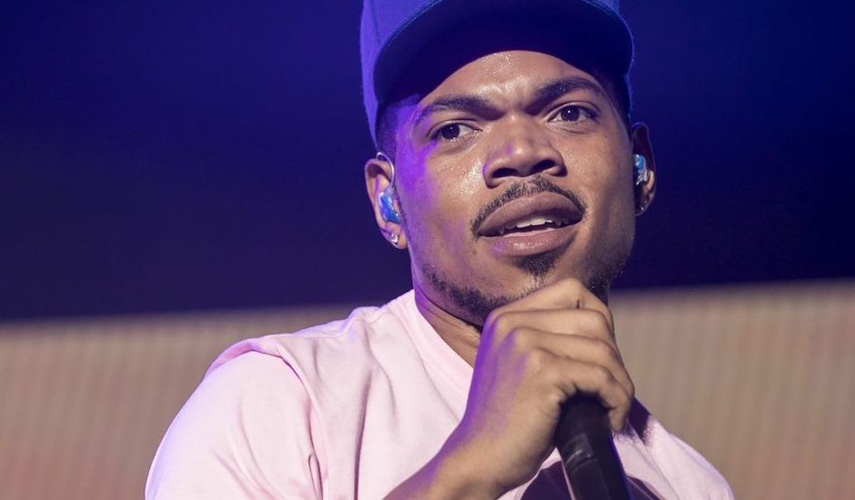 Listen to GRoCERIES, the first song from Chance The Rapper's new album