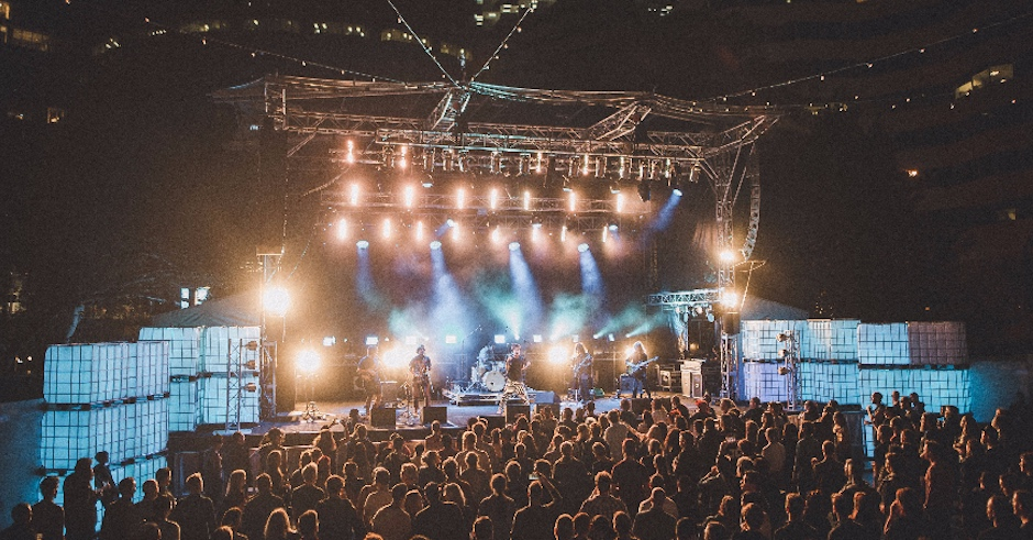 Some Hot Tips For The Incoming Perth Festival Chevron Gardens Season