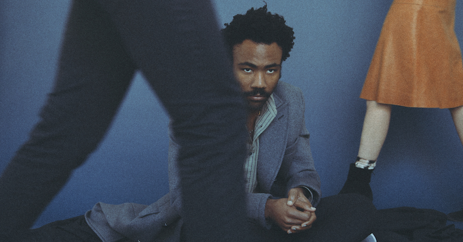 We're getting a new Childish Gambino this year, and Me And Your Mama is the first single