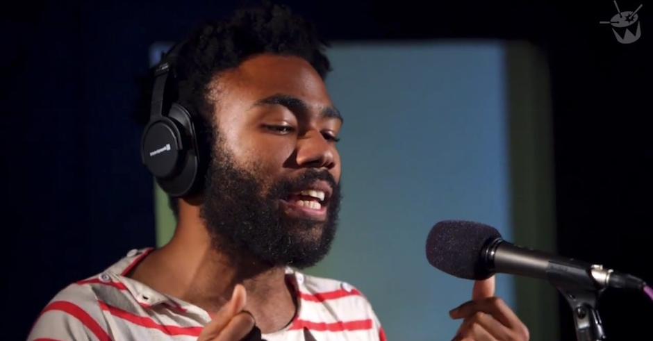 Childish Gambino covers TAMIA for Like A Version