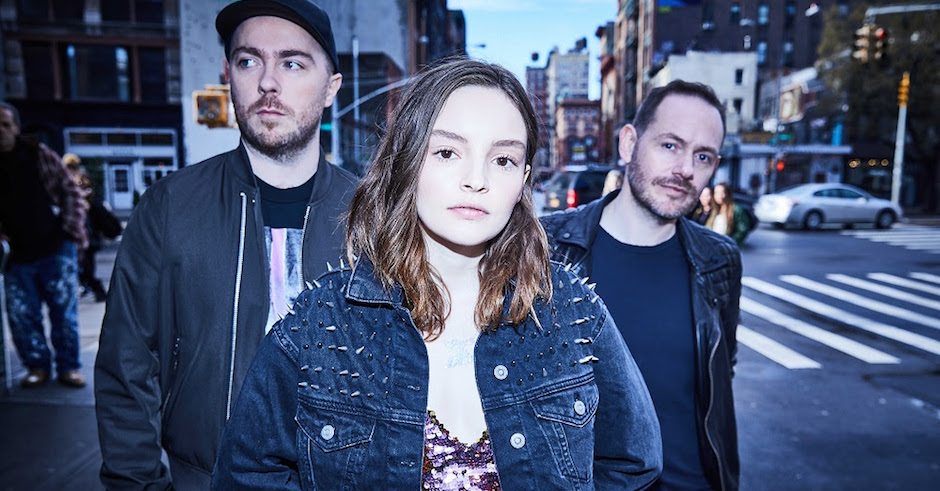 Synth-pop favs CHVRCHES return with a new single, Get Out