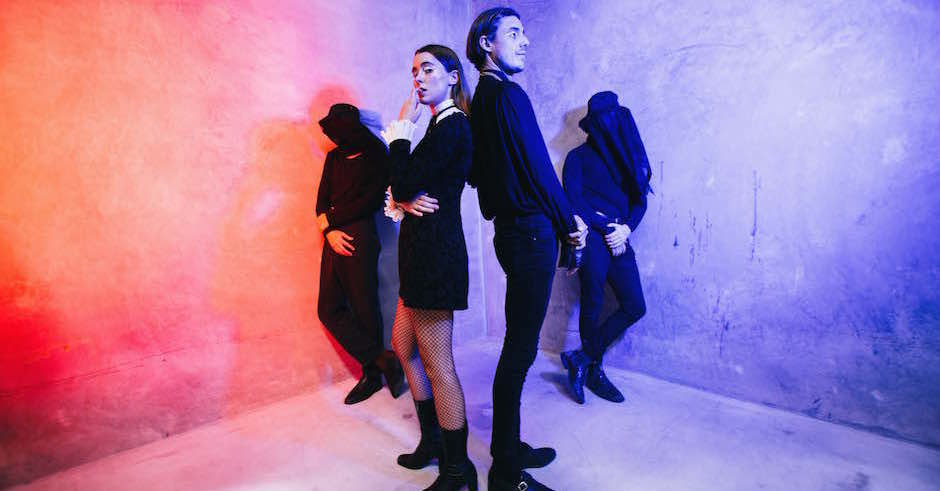 Listen to Bubblegum, the second single from your new favourite band, Confidence Man