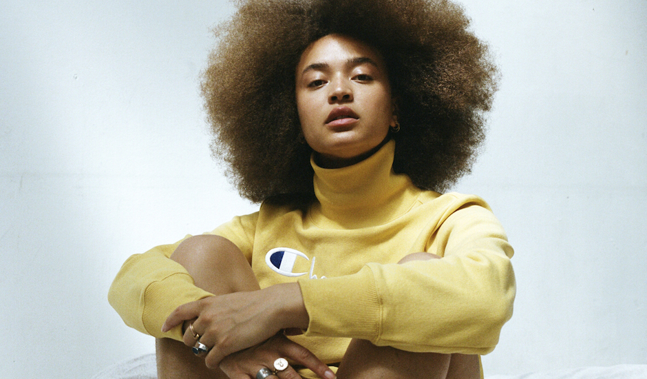 Connie Constance, a UK rising star, talks political music, R&B and Muhammad Ali