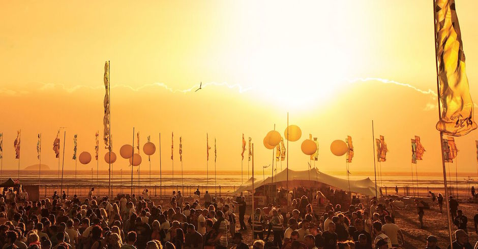 The Corona SunSets Festival set times are in