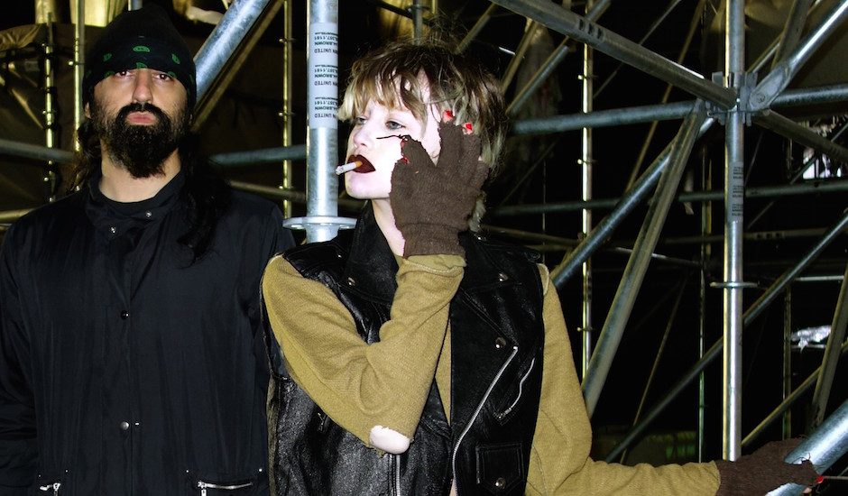 "Crystal Castles Interview: ""We are the sewer grate filtrating the run off."""
