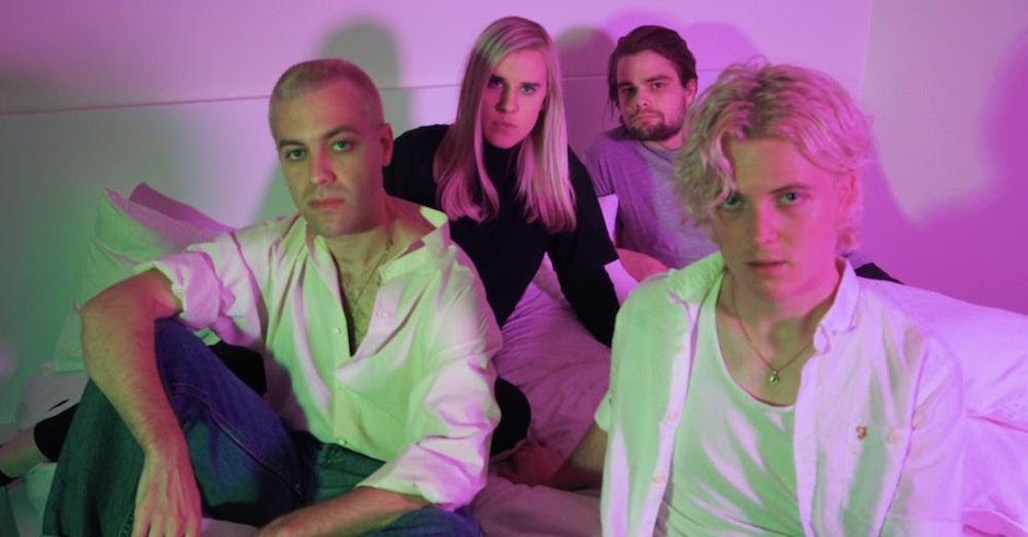Cub Sport return with a pop twist for their first song from album #3, Sometimes
