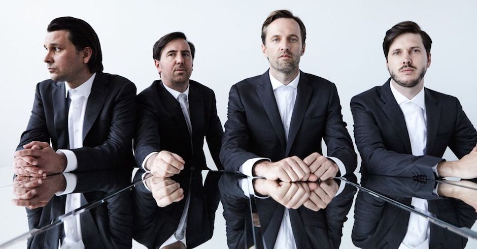 Cut Copy return with their first single in four years, Airborne