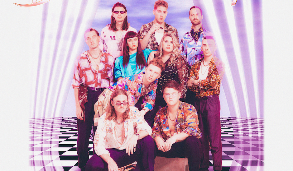 Meet supreme purveyors of good times, Dance Party, and their new single All My Love