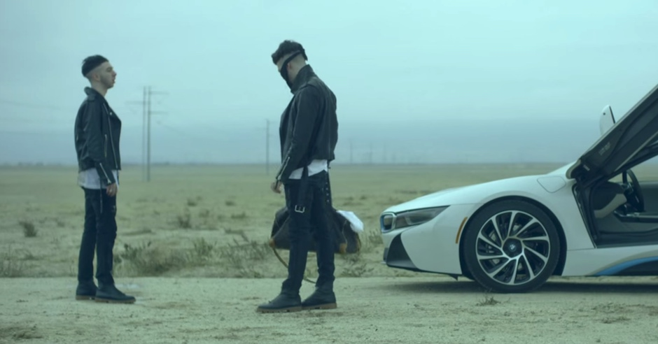 Watch: Danny Seth – I Arise Because