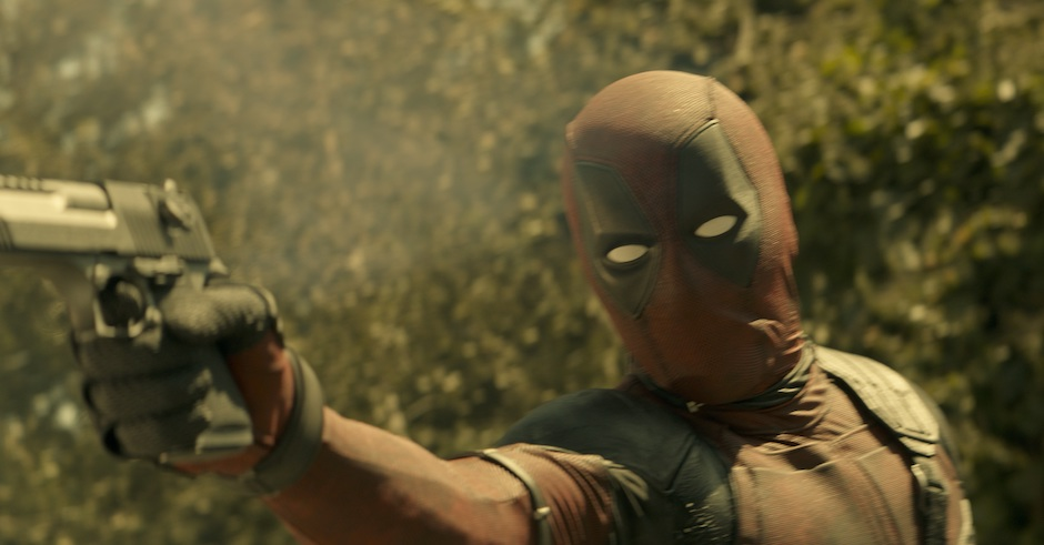 Deadpool 2 has a running gag about how rubbish dubstep is and we're here for it