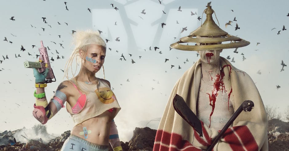 Listen to Banana Brain, the first single from Die Antwoord's upcoming new album