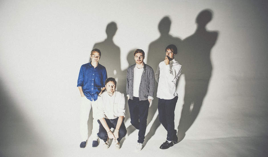 Track By Track: Django Django dive into their diverse new album, Marble Skies