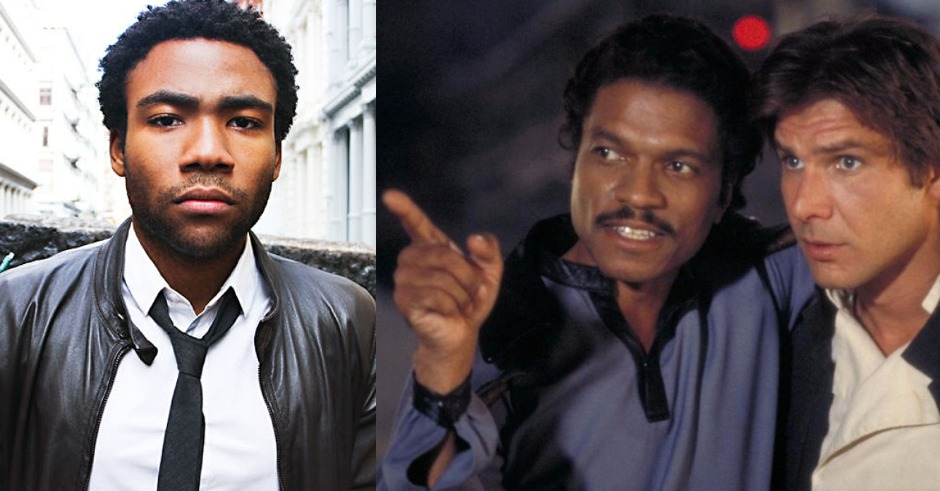 Donald Glover in talks to play a young Lando Calrissian + watch the full Atlanta Season One trailer
