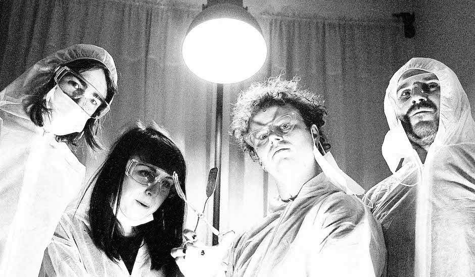 Premiere: Meet Dr Sure's Unusual Practice and their ripper new single, It's Alive