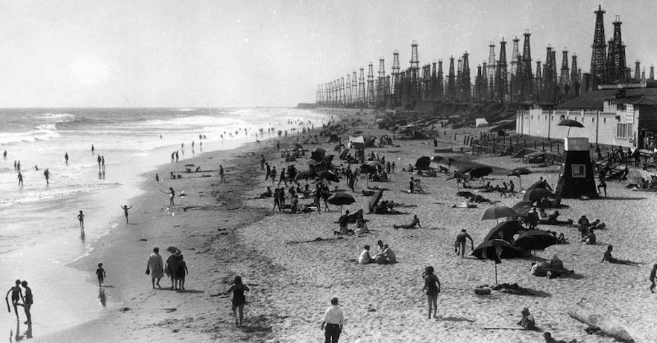 Drilling Texas Tea in the Golden State: A visual history of California's oil industry
