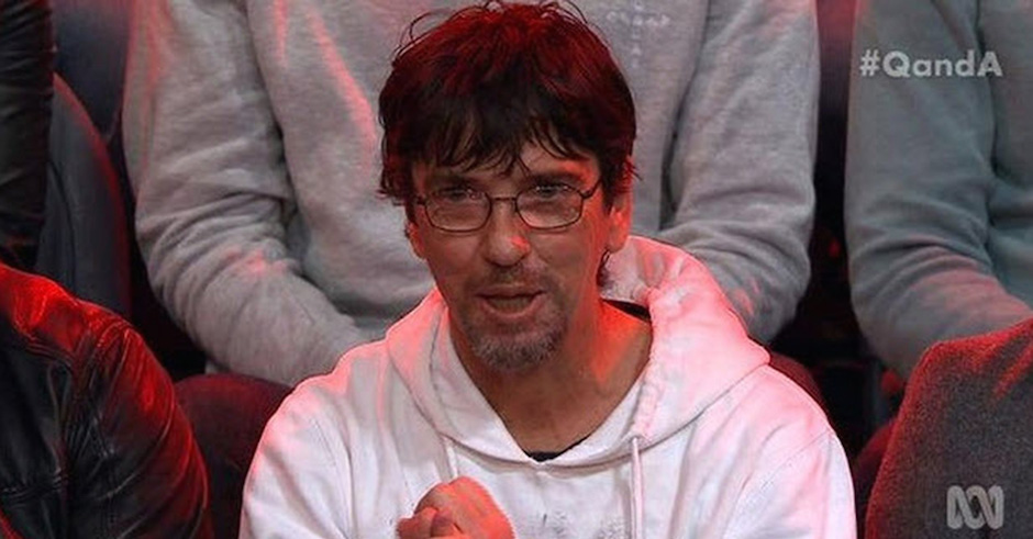 Almost $22K has been raised for Q&A hero Duncan Storrar to buy a toaster