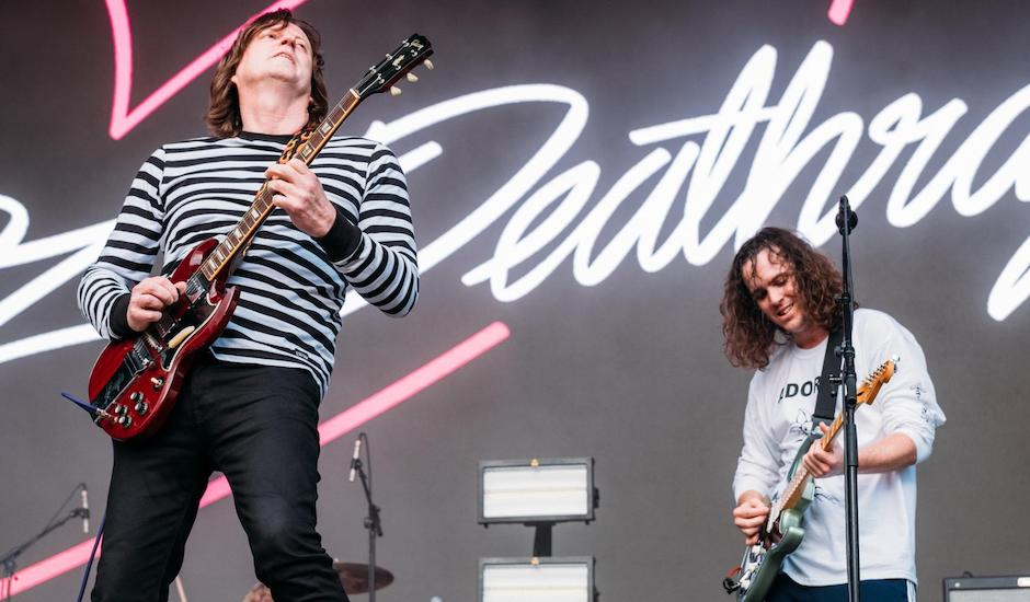 From The Wiggles to DZ Deathrays, Murray Cook isn't going anywhere