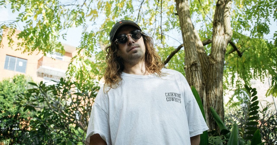 Get Intoxicated with the flaring first release from Sydney's Eduardo Muchacho