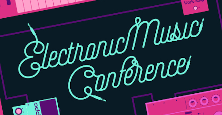 Electronic Music Conference just revealed a huge first speaker line-up for 2017