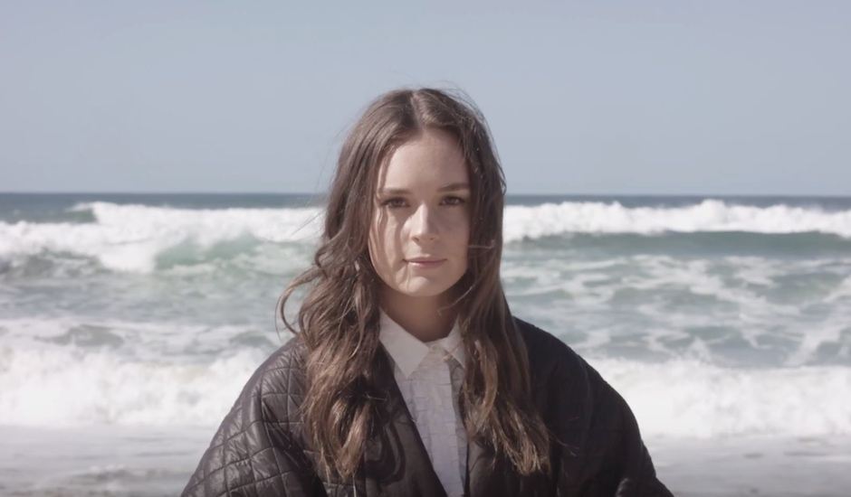 Premiere: Go to the beach with Essie Holt and the video for debut single, Underwater