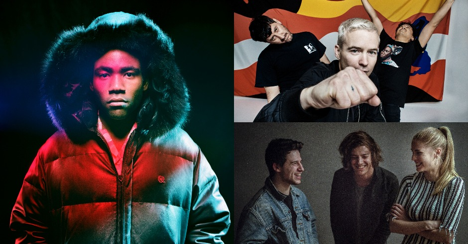 The Avalanches join Childish Gambino, London Grammar and more for Falls Festival