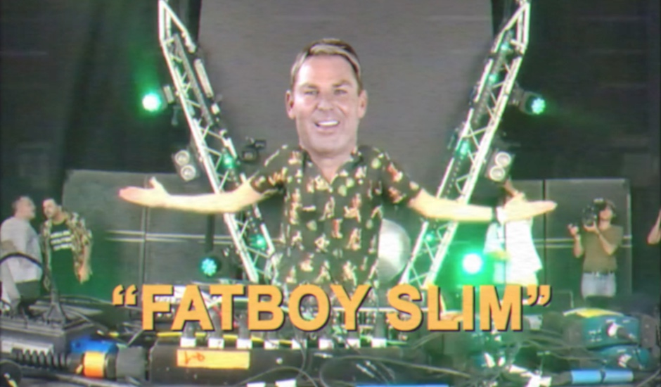 The Fatboy Slim vs Australia remix EP is full of absolute heaters