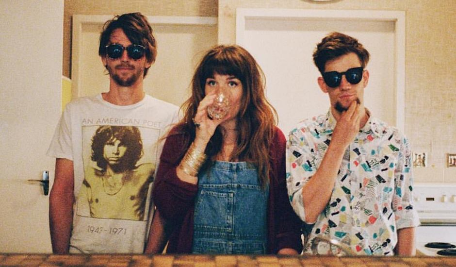 Introducing Field Of Wolves and their smokey new single, Back To Barcelona
