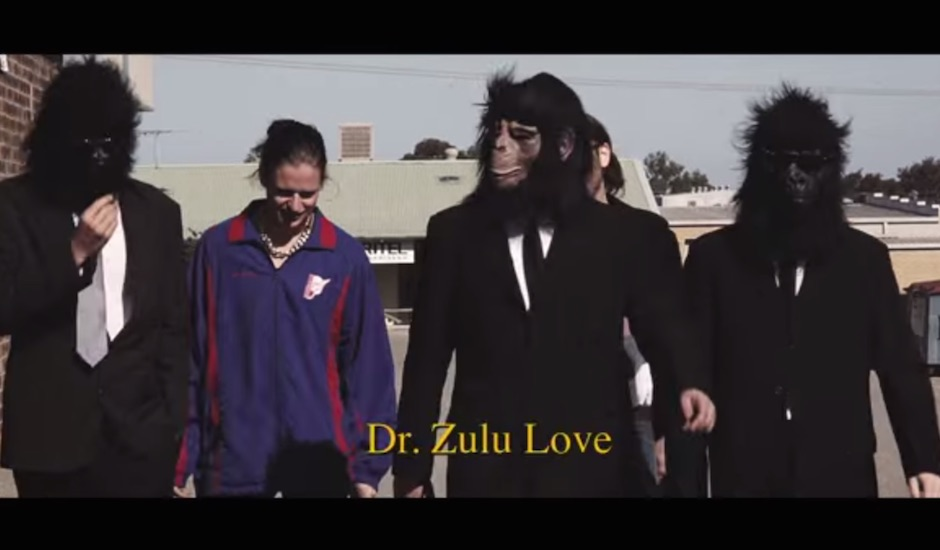 Premiere: Filthy Apes go guerilla-Tarantino in the clip for Reservoir Dogs