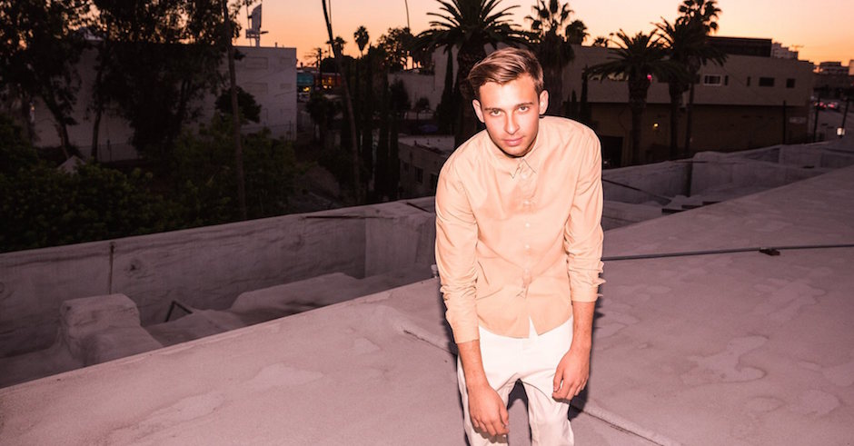 Flume gives us a date for the album, and a free track from it called Wall Fuck