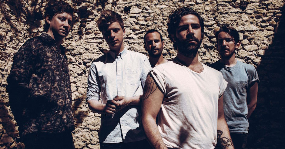 Watch: Foals – Mountain At My Gates