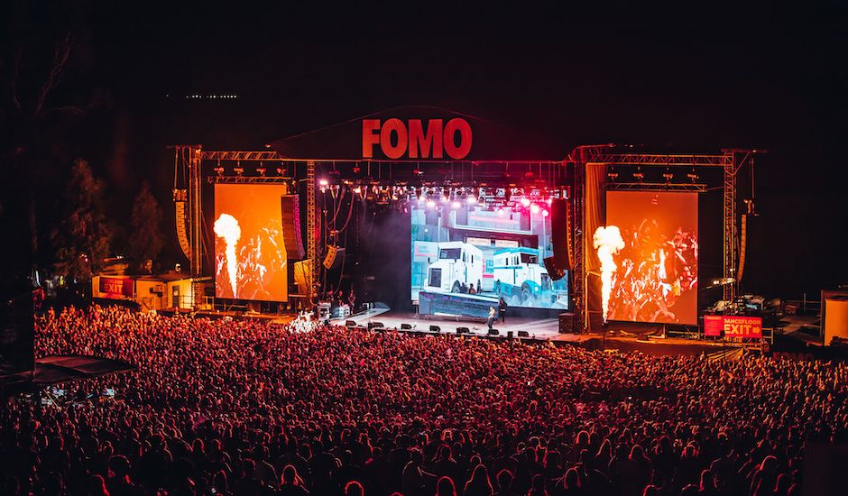 From Baauer to BROCKHAMPTON: Building an empire with FOMO