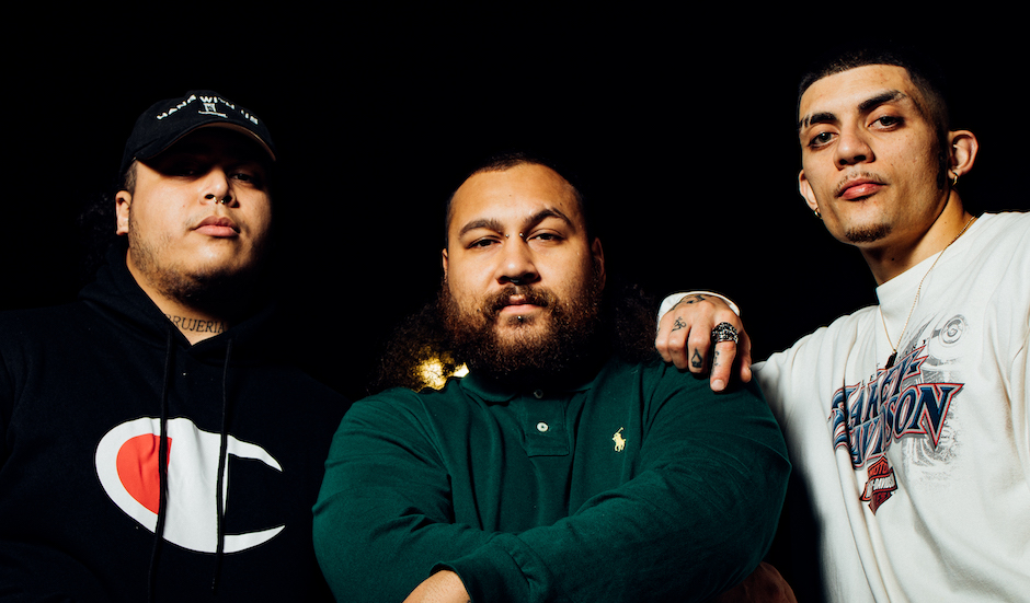 Meet Sydney hip-hop group Freesouls, who emerge with Living Legend