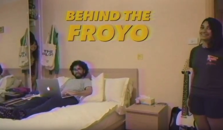 *Hot Fire Exclusive*: Go behind the scenes of bedroom music-makers, FROYO