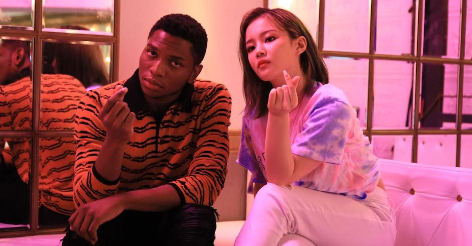 Exclusive: Go behind the scenes of Red Bull Sound Select's Korean R&B doco with Gallant and Lee Hi