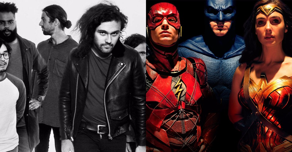 Gang Of Youths' cover of David Bowie's Heroes is on the new Justice League trailer